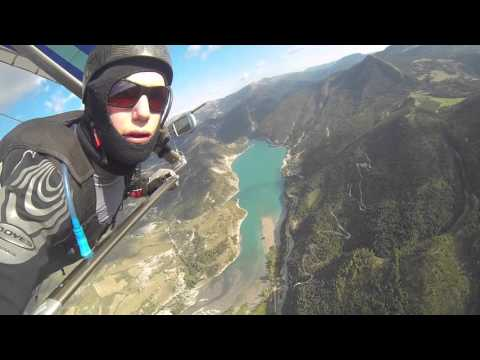 Young and dumb – European hang gliding road trip