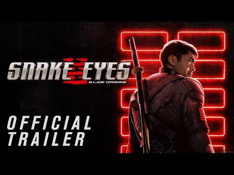 Snake Eyes | Final Trailer | Paramount Pictures UK