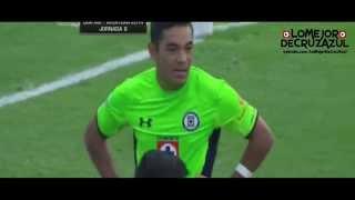 (HD) Cruz Azul vs Toluca (1-2) Jornada 8 Apertura 2014