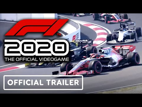 F1 2020 - Official Gameplay Features Trailer