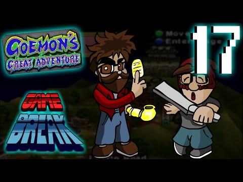 Goemon's Great Adventure! - Episode 17 - Return to Maneat. . . Oh Hey, Iguana man - Game Break