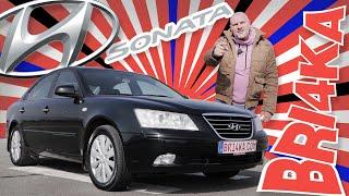 Hyundai Sonata NF 5 Gen | Test and Review | Bri4ka.com