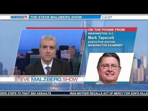 Mark Tapscott -- executive editor of the Washington Examiner.