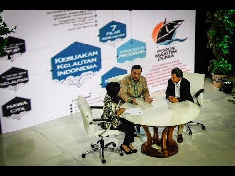 "Sudut Istana TVRI - Bapak Luhut B. Pandjaitan ""Poros Maritim Dunia"" (Eps.27)"