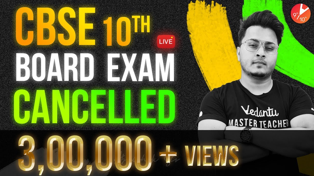 Download CBSE 10th Board Exam Cancelled 🔥 | CBSE Latest Update in Detail | NO Rumors |ONLY Facts|Abhishek Sir