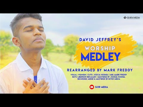 Worship Medley - David Jeffrey | What A Beautiful Name | Ejamananae | Mark Freddy | GOR Media | 4K