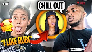 I TOLD DDG TO LEAVE RUBI ROSE!! ** juicy**