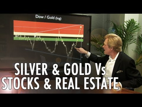 Silver & Gold vs Real Estate - Mike Maloney