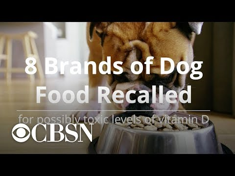 Community Access - FDA Pet Food Recalls *And* An Alert About Grain Free Food