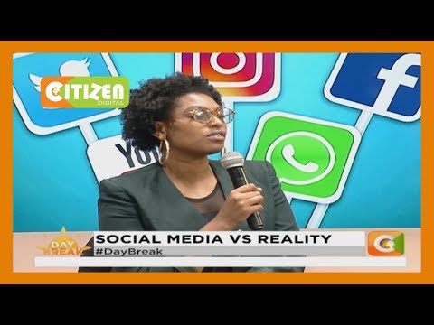 | SOCIAL SQUARE | Leah Waguthi: We Should Just Be Real, Offline And Online