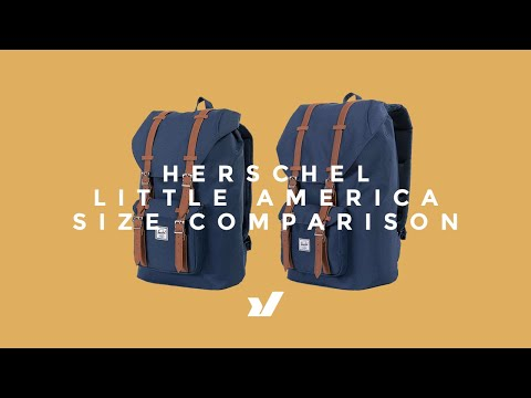 fe2e9c5de1d75 The Herschel Little America   The Little America Mid-Volume - YouTube