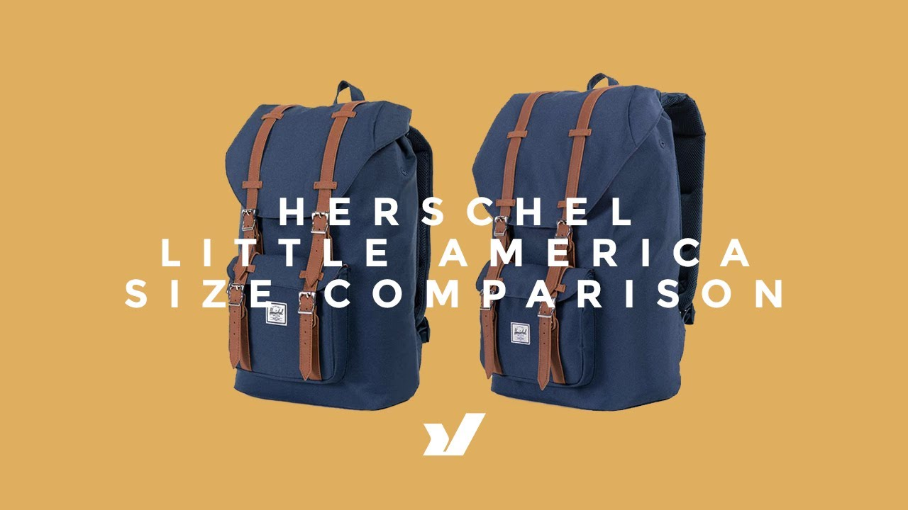 ea918c84820 The Herschel Little America   The Little America Mid-Volume - YouTube