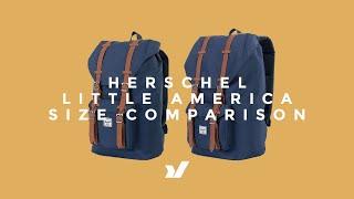 The Herschel Little America & The Little America Mid-Volume