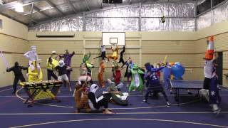 Harlem Shake (Trick Shot Edition) - How Ridiculous