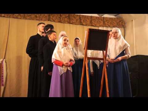 Очёрский хор. Концерт  (Старообрядцы - Lipoveni - Old Believers)