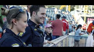 Ride-Along with a Police Sergeant