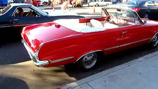 1st generation Plymouth Valiant Signet convertible