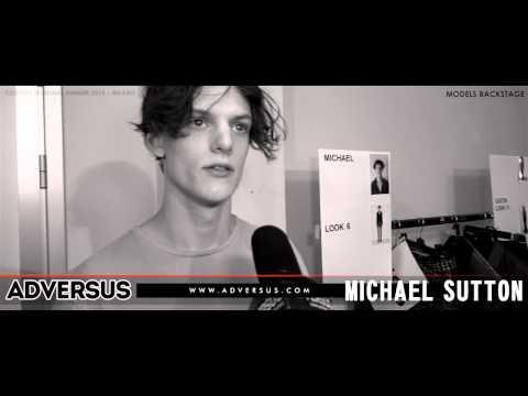 Michael Sutton - Model interviews on ADVERSUS