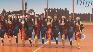 Diyarbakır halk oyunları ekibi Mezopotamya Ateşi Gençlik Ve Spor Kulübü