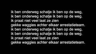 Broederliefde - Onderweg (Lyrics)