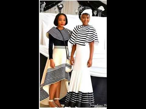 6e9a10e96fb2 2018 CLASSY TRENDS: RECENT GORGEOUS XHOSA AFRICAN DRESSES - YouTube
