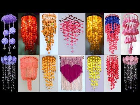 11 Wall Hangings Idea !!! DIY Handmade Things