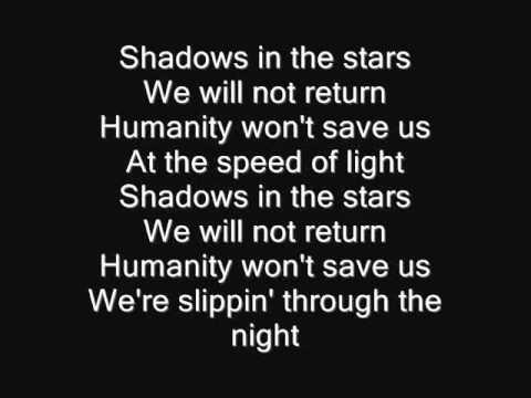 Iron Maiden - Speed of Light Lyrics