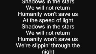 Iron Maiden - Speed of Light Lyrics Resimi