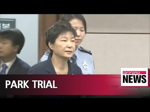 Prosecutors file appeal despite 24-year sentence for former president Park Geun-hye