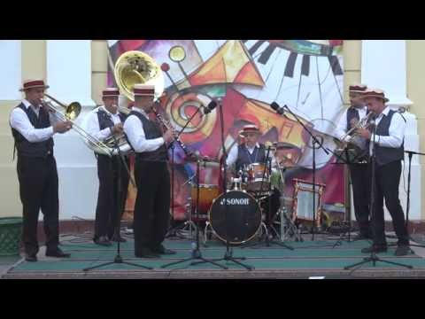 Moscow Trad Jazz Band (г.Воскресенск) 23.08.2015