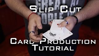 EASY ACE PRODUCTION (Slip Cut Tutorial)