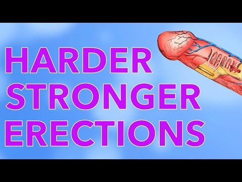 How To Get Harder Erections PROVEN, SAFE & NATURAL