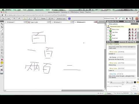Pelajaran Bahasa Mandarin - Semester II - TTM Online - Pertemuan 2 (Episode 1)