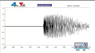 Earthquake shakes Santa Barbara region Thursday afternoon