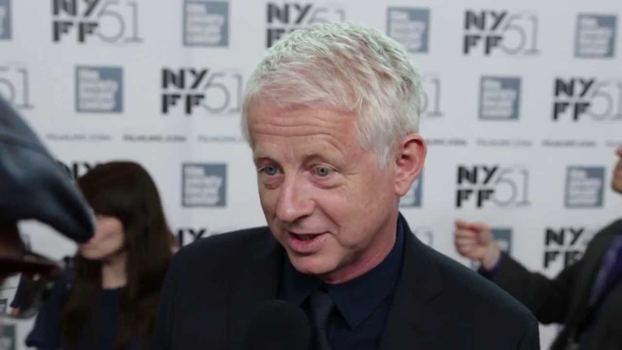 "NYFF51: Richard Curtis | ""About Time"" Red Carpet"