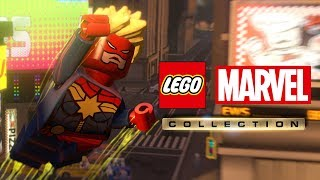 Lego Marvel Collection Available Now | Launch Trailer