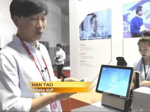 Face-recognizing payment tech demonstrated in Beijing