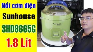 Nồi cơm điện Sunhouse mama SHD8665G