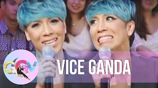 Vice Ganda translates