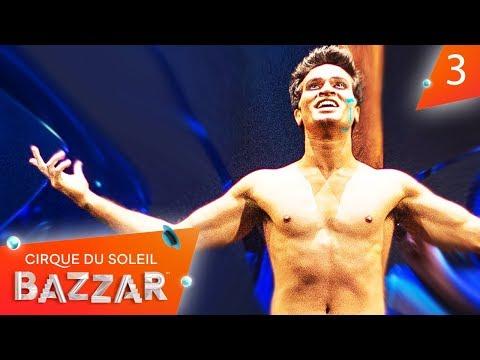 High Level Performances - Behind The Scenes of Cirque du Soleil BAZZAR   Episode 3