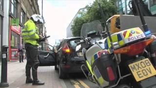 ANPR operation nets uninsured drivers