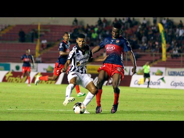Tauro F.C. Vs C.D. Plaza Amador - Torneo Clausura 2016