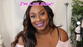 In these Celeb Streets with Stylist Raven | Celebrity News | Im live Now Let's Chat