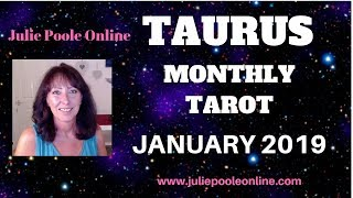 TAURUS JANUARY 2019 - MOVING FORWARD TO HAPPINESS! Thank you so muc...