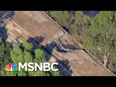 What Is The State Of America's Infrastructure? | Velshi & Ruhle | MSNBC