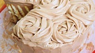 Торт из печенья без выпечки. No bake Cake.
