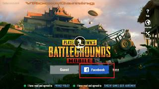 How Logout And login Pubg Mobile Android Game