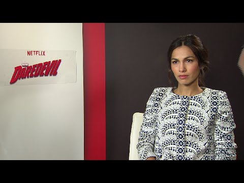 MARVEL´S DAREDEVIL  Elodie Yung Interview  ELEKTRA - MARVEL - G.I. JOE