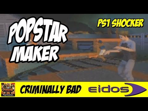 Popstar Maker - One of the PS1's worst games?
