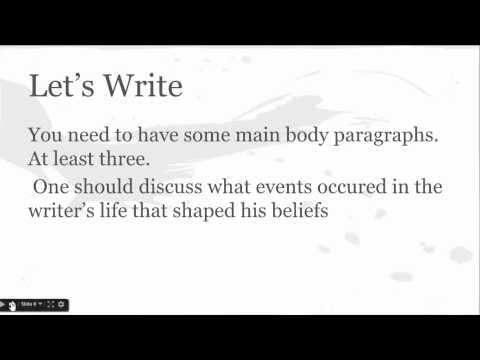 Hobbes and Locke Essay Instructions